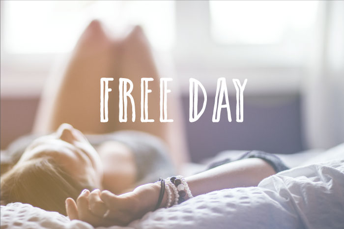 The Best Thing You Can Do For You and Your Business: Take a Free Day