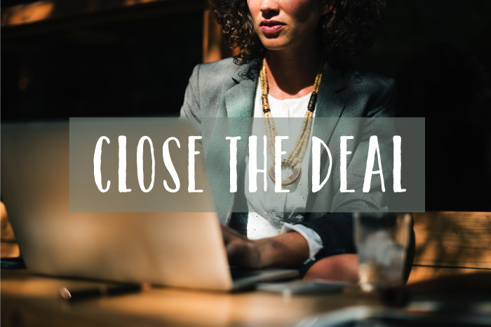 Ten Tips to Close Your Next Deal - Jessica Fialkovich's Blog